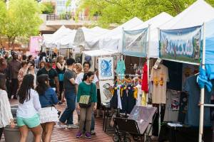 Photo from May Art Star Craft Bazaar! Photo by Chris Kendig